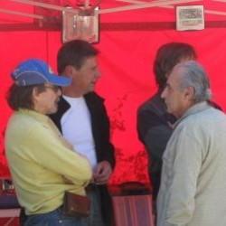 Claude Lambert et Eric Offenstadt