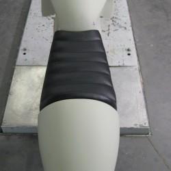 Cadre en appret avec ses 3 éléments polyester (réservoir 17 litres)